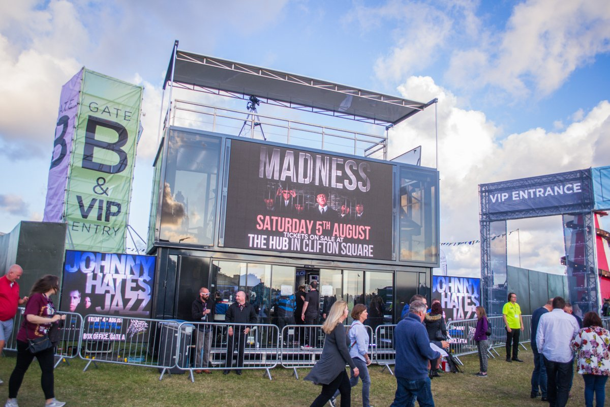 2017 - 07 Lytham Festival-19