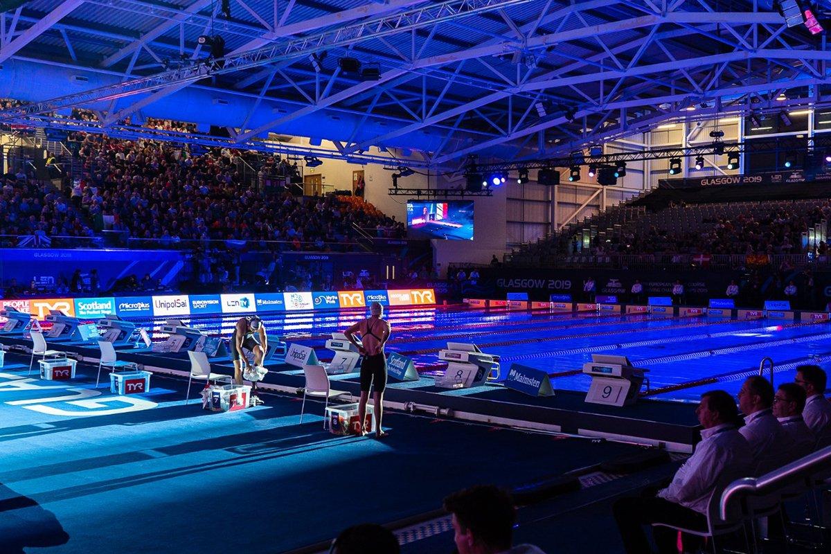 20th LEN European Short Course Swimming Championships_digiBOARD