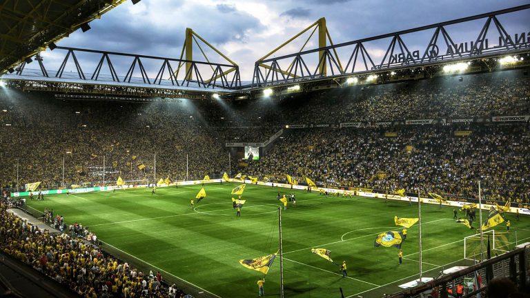 Borussia Dortmund Stadium Solutions digiBOARD