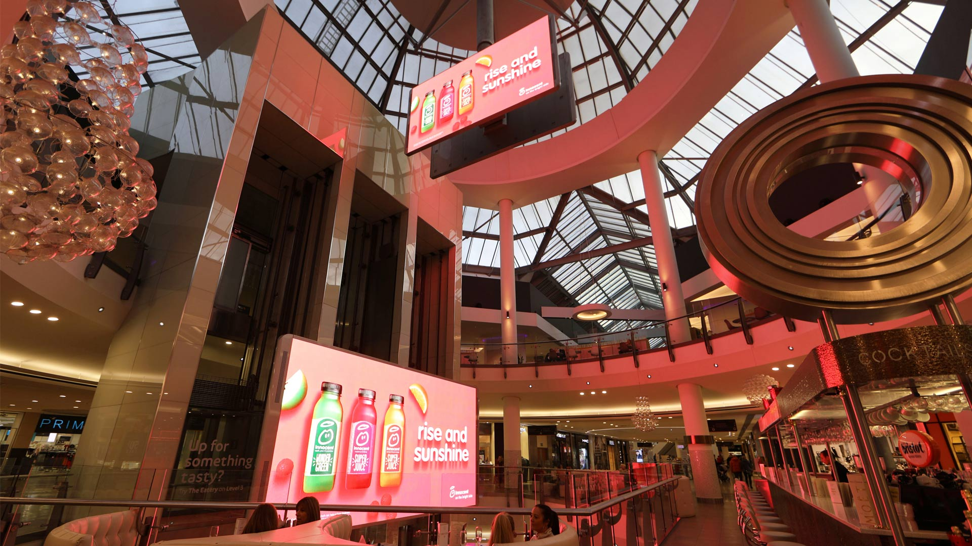 Lakeside Indoor Epoch rotating Screens