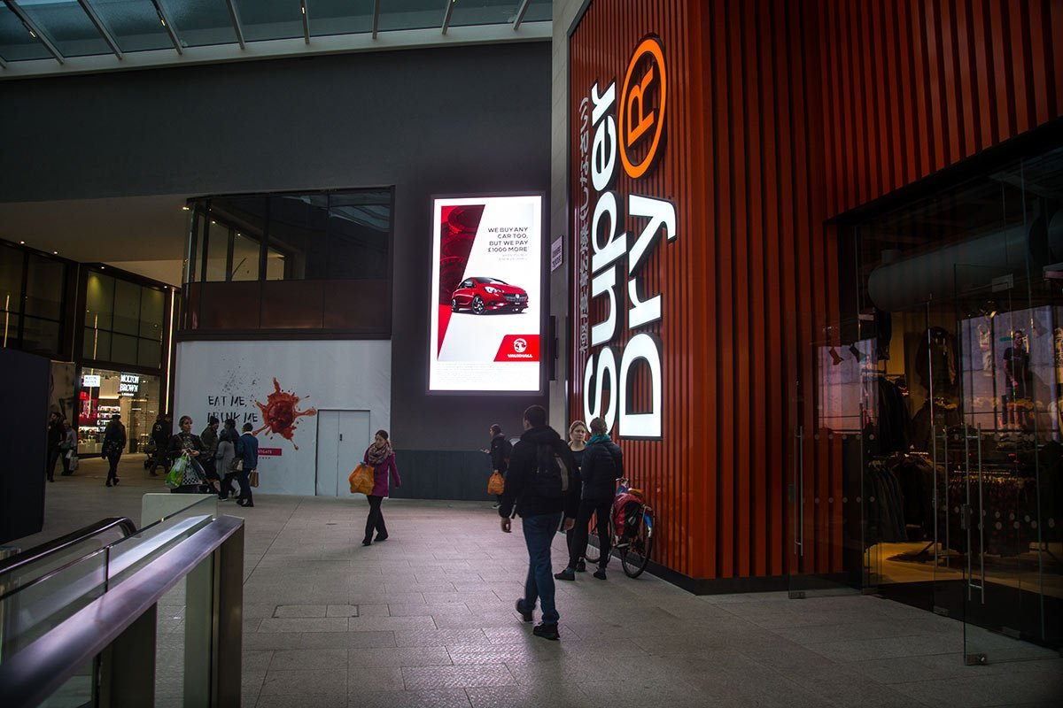 Oxford-Westgate-Shopping-Centre-DOOH-LED-Screen