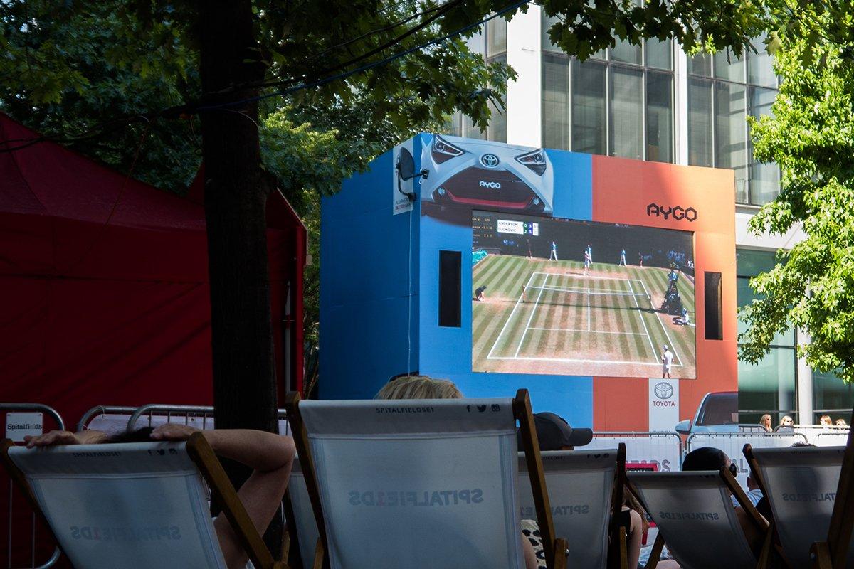 Spitalfields Summer Screens 2019