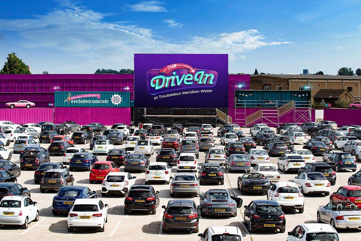 The Drive-In London - 4mm Modular