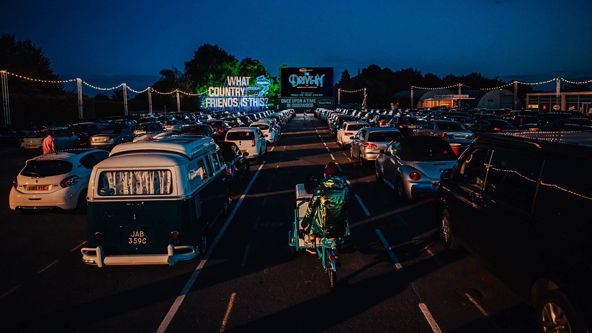 The Drive-In Big Screen Cinema