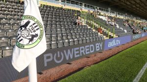 Forest Green Rovers digiboard