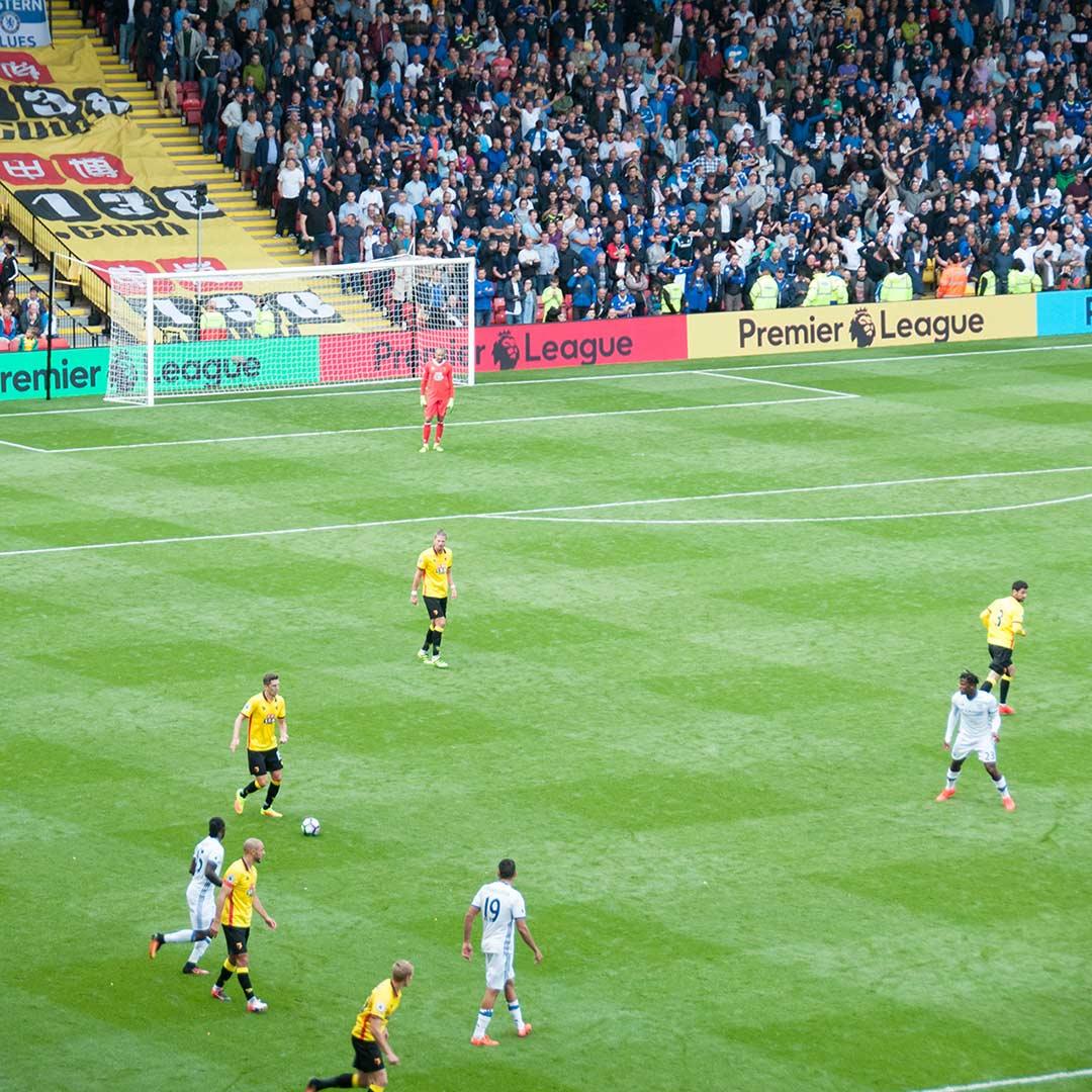 Watford FC vs Chelsea DigiBOARD digital Perimeter