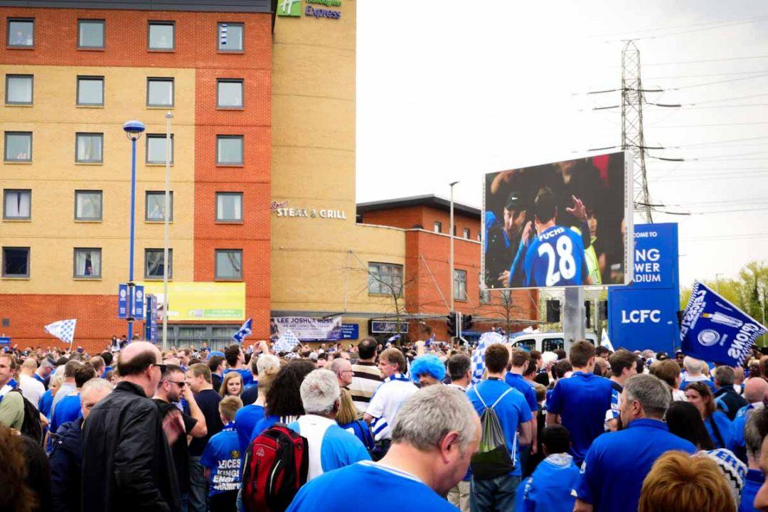 Leicester City Epoch FanZone-22